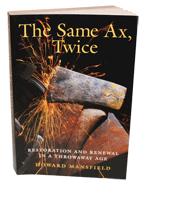 The Same Ax, Twice